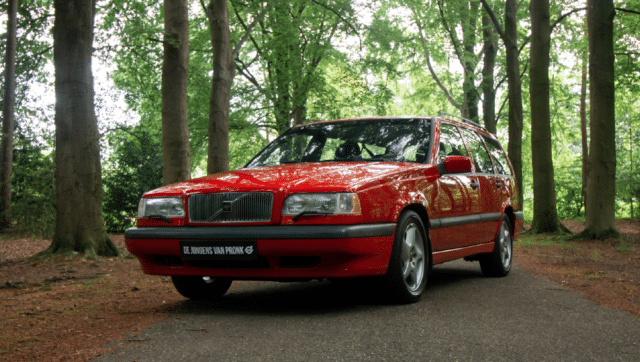 Volvo 850 GLT De Jongens van Pronk