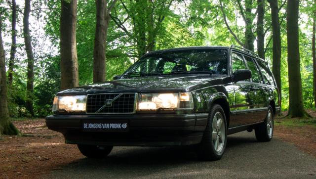 Volvo 940 De Jongens van Pronk